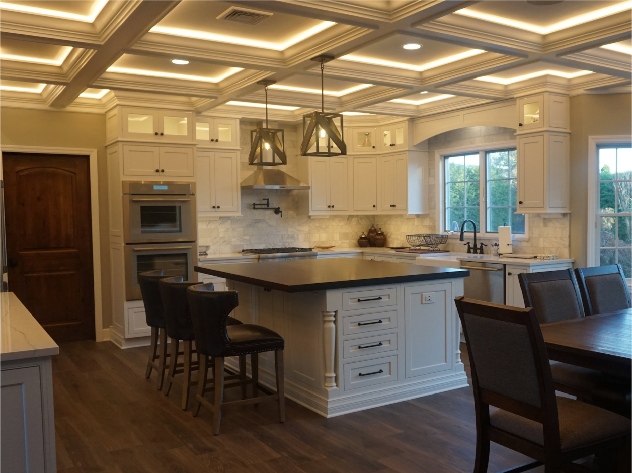 Kitchen Remodel from Selective Remodeling